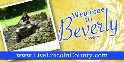 Beverly Welcome Sign