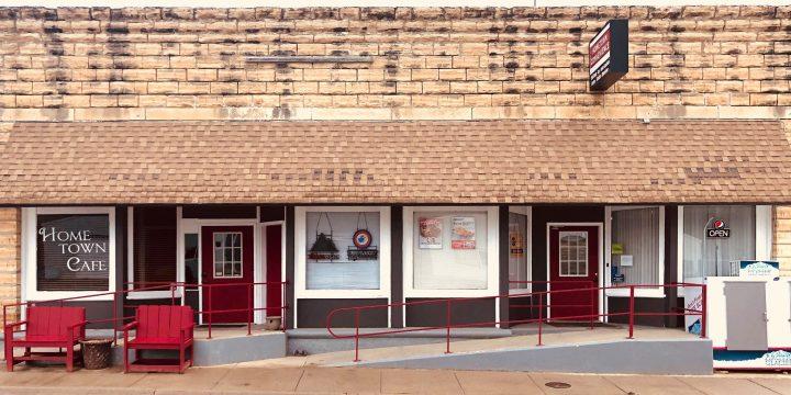 Red's Hometown Convenience in Sylvan Grove, Kansas