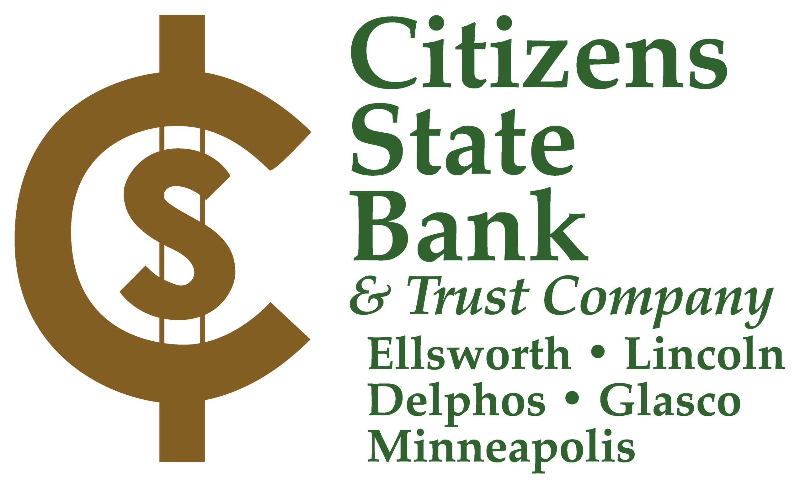 Citizens State Bank & Trust Co. logo