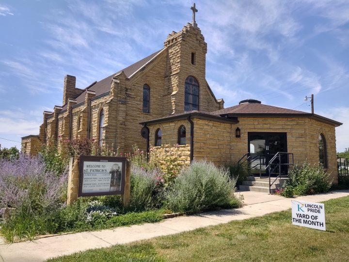 St. Patrick's Catholic Church Lincoln, KS