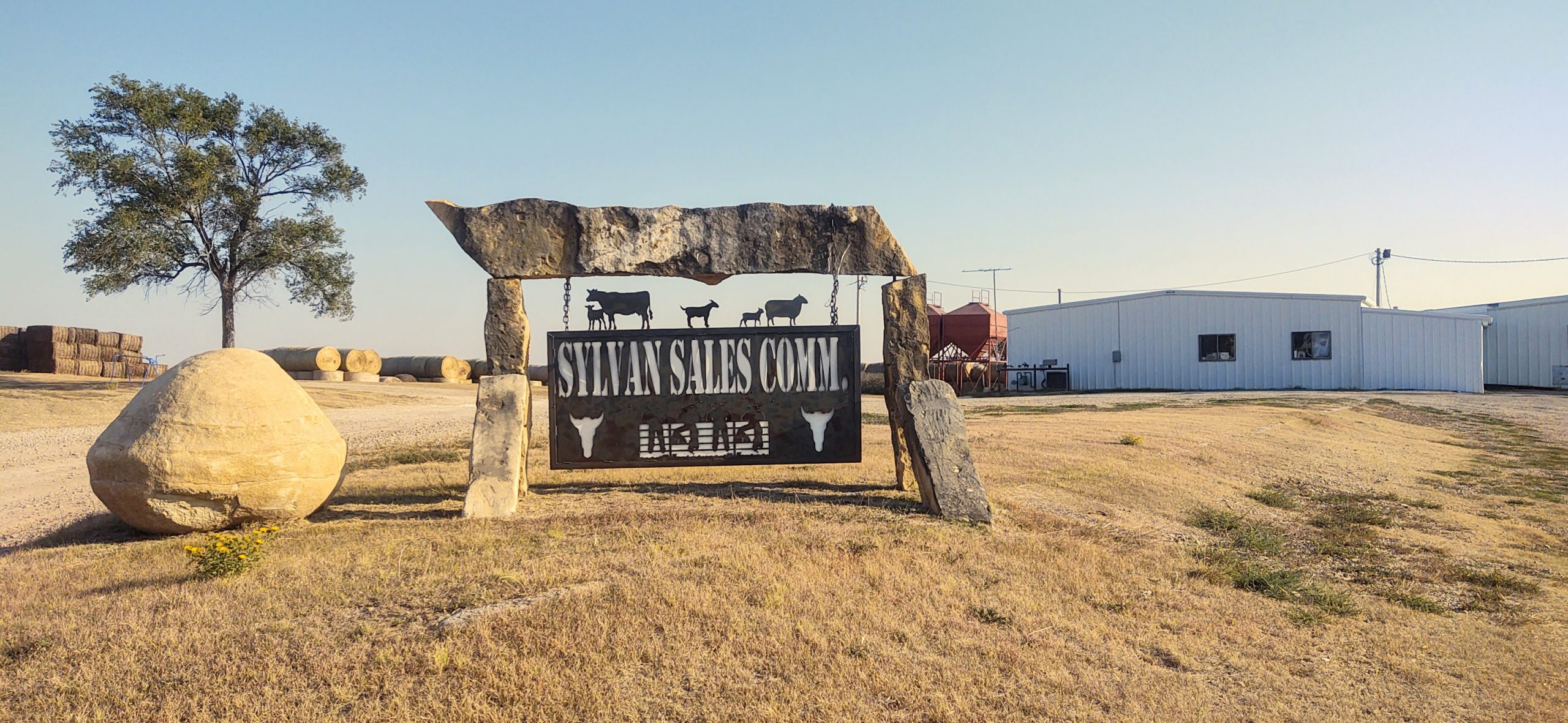 Sylvan Sales Commission Sylvan Grove, Kansas