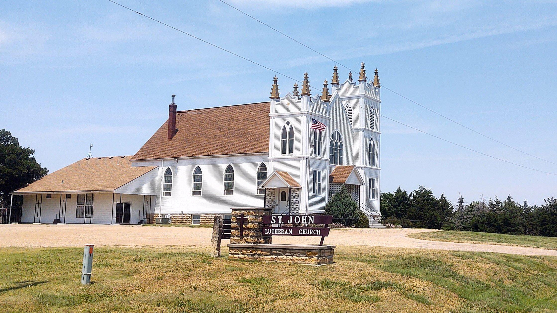 St. John Lutheran Church Lincoln, Kansas