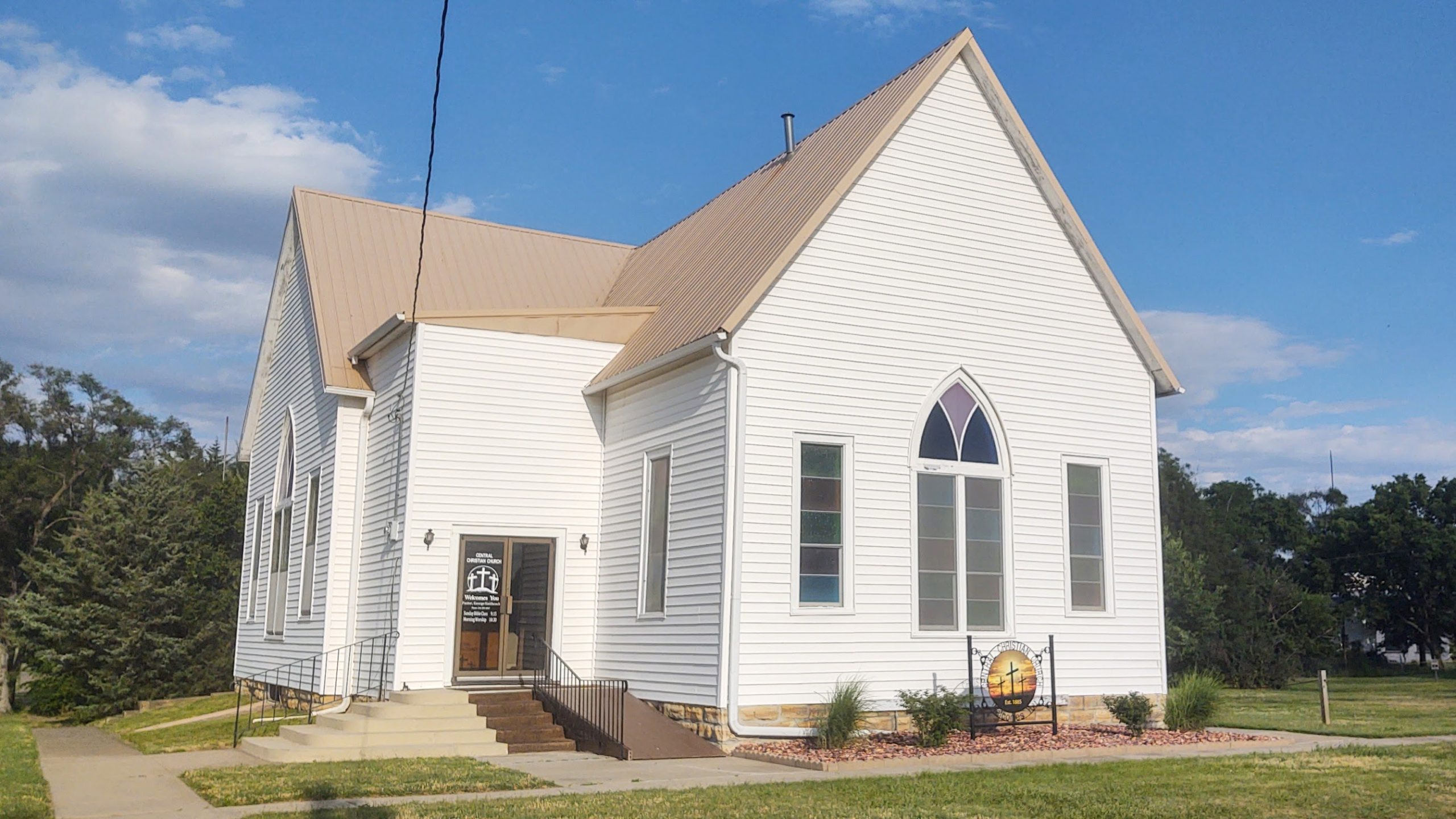 Central Christian Church Lincoln, KS