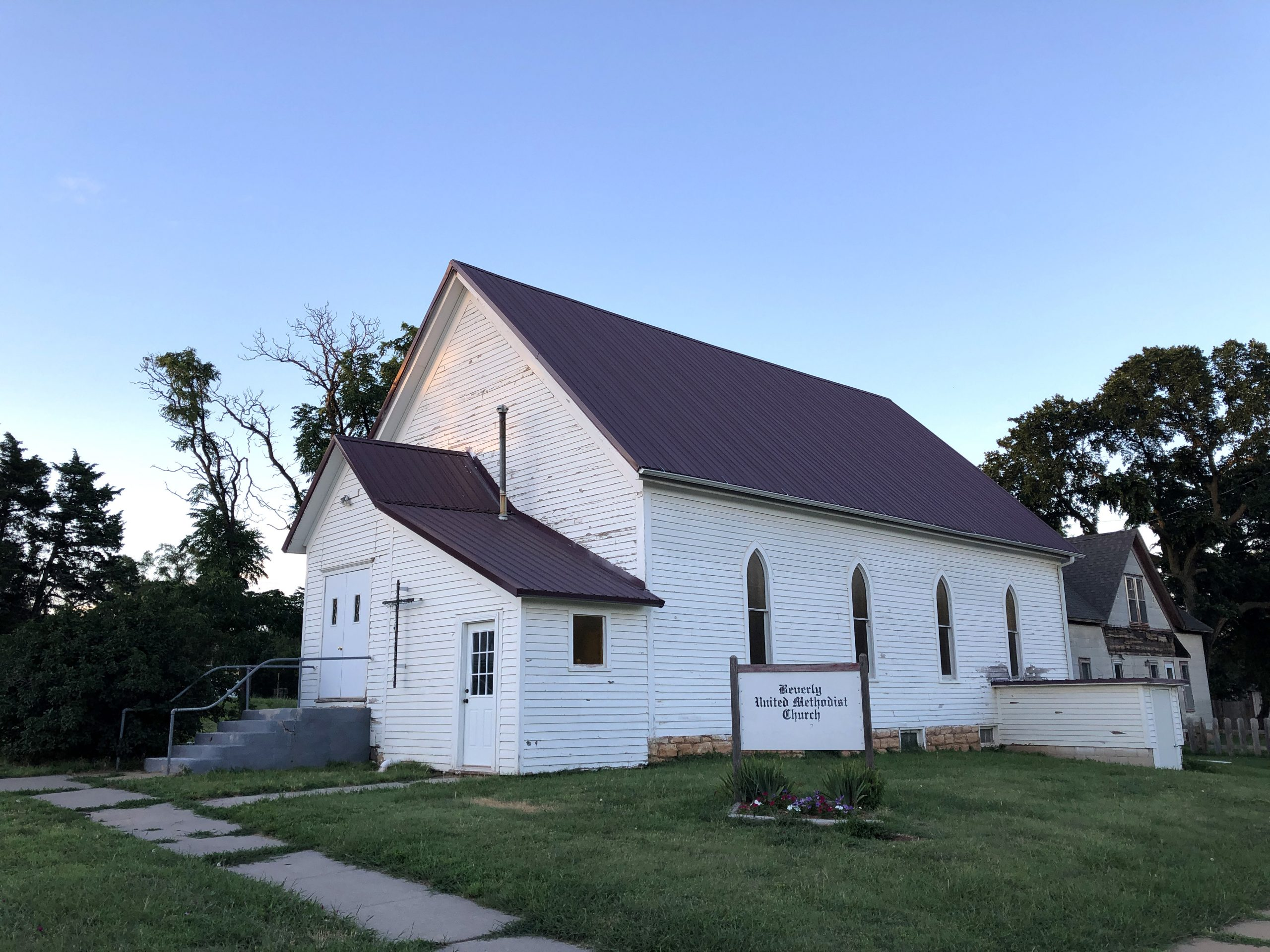 United Methodist Church Beverly, KS