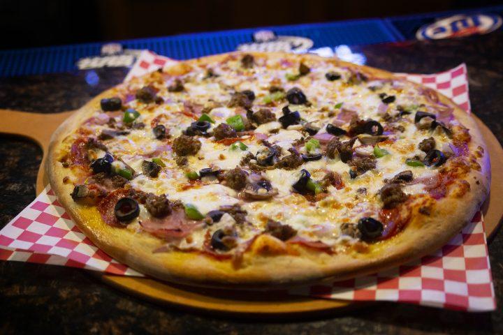 Biggie Biggs stone fired pizza Lincoln, Kansas