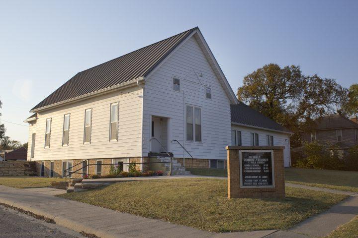 Beverly Community Church Beverly, Kansas