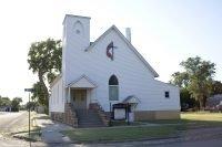 Barnard United Methodist Church in Barnard, Kansas