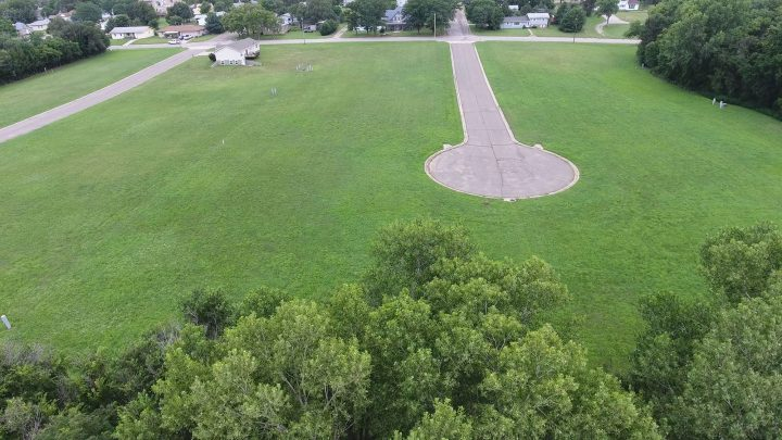 Free lots for development in Lincoln, Kansas