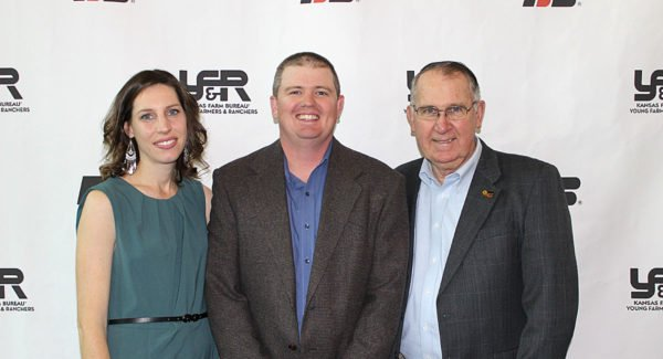 Mike and Sara Rosebrook are the Farm Bureau Young Farmers & Ranchers of the Year