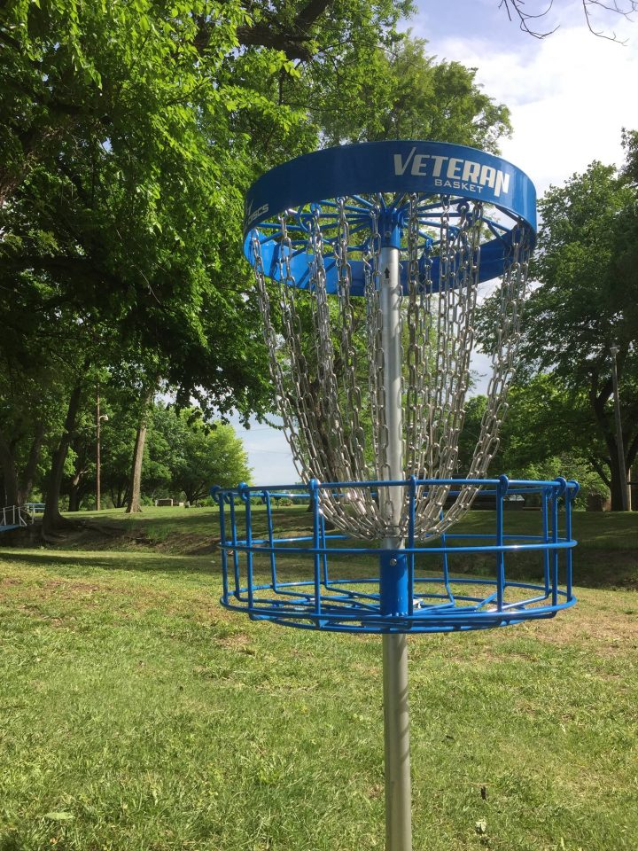 Post Rock Disc Golf Course in Lincoln, KS