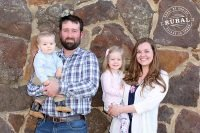 Jason & April Coover are Rural by Choice in Lincoln County, KS.