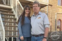 Craig & Mary Ann Stertz are Rural by Choice in Lincoln County, KS. (courtesy photo)