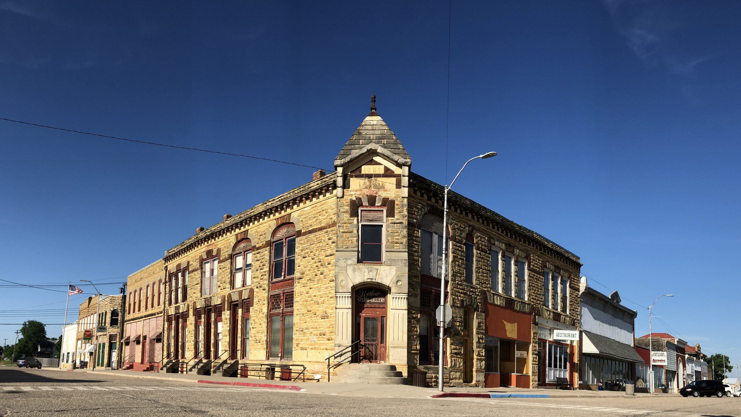 Downtown Lincoln listed in the National Register of Historic Places