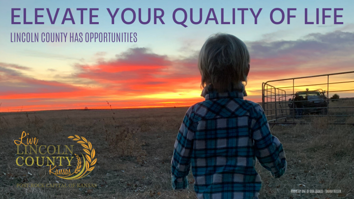 Elevate your quality of life with job opportunities in Lincoln County, Kansas. See the jobs page for all the details!