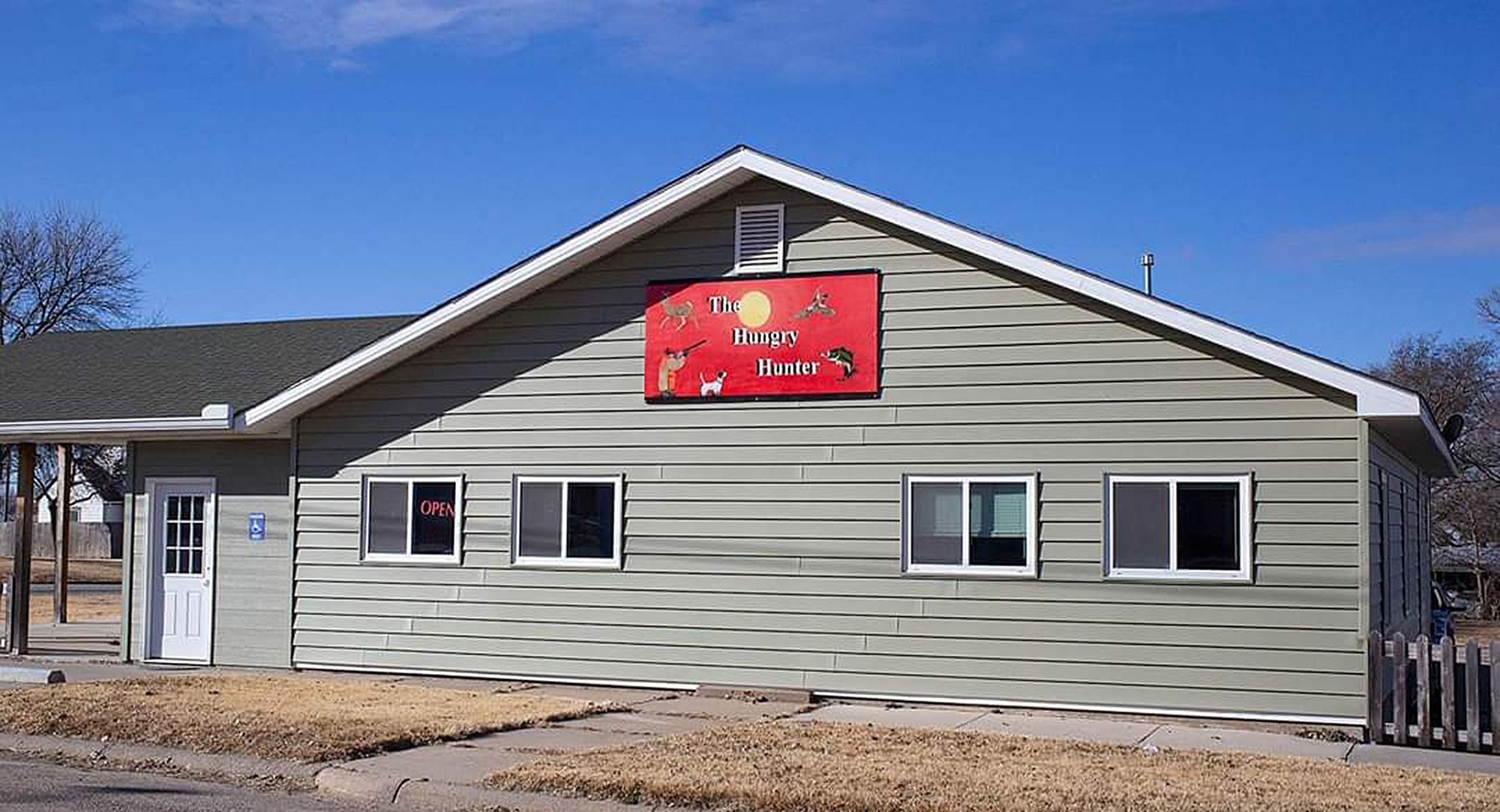 Hungry Hunter open again in Lincoln