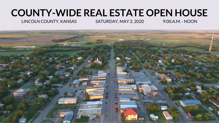 POSTPONED - Countywide Real Estate Open House @ Lincoln County, Kansas