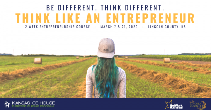 Think Like an Entrepreneur @ Finch Theatre's Community Room
