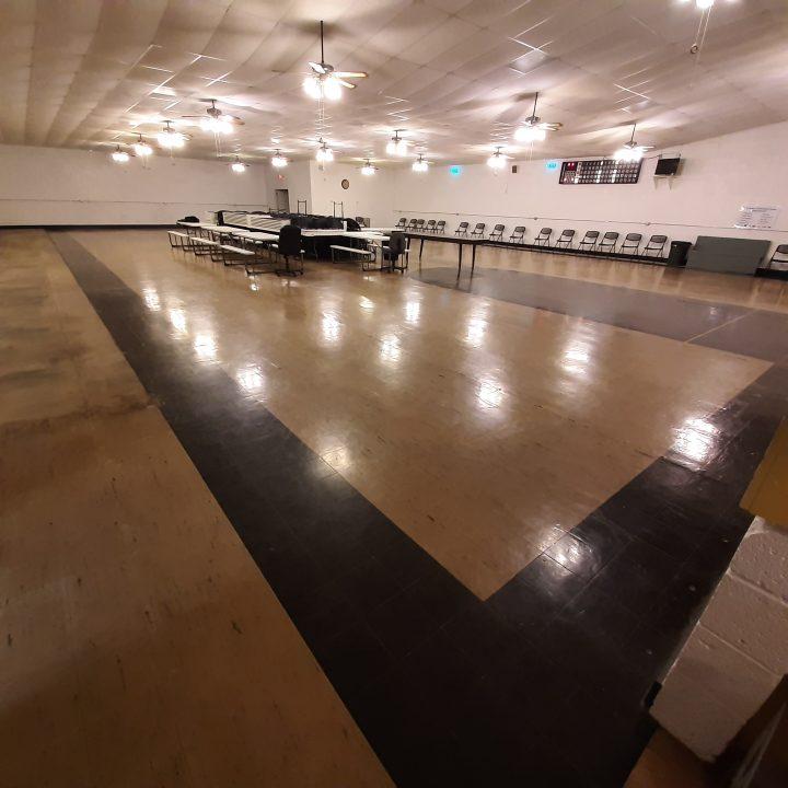 Indoor Walking @ Vesper Community Center