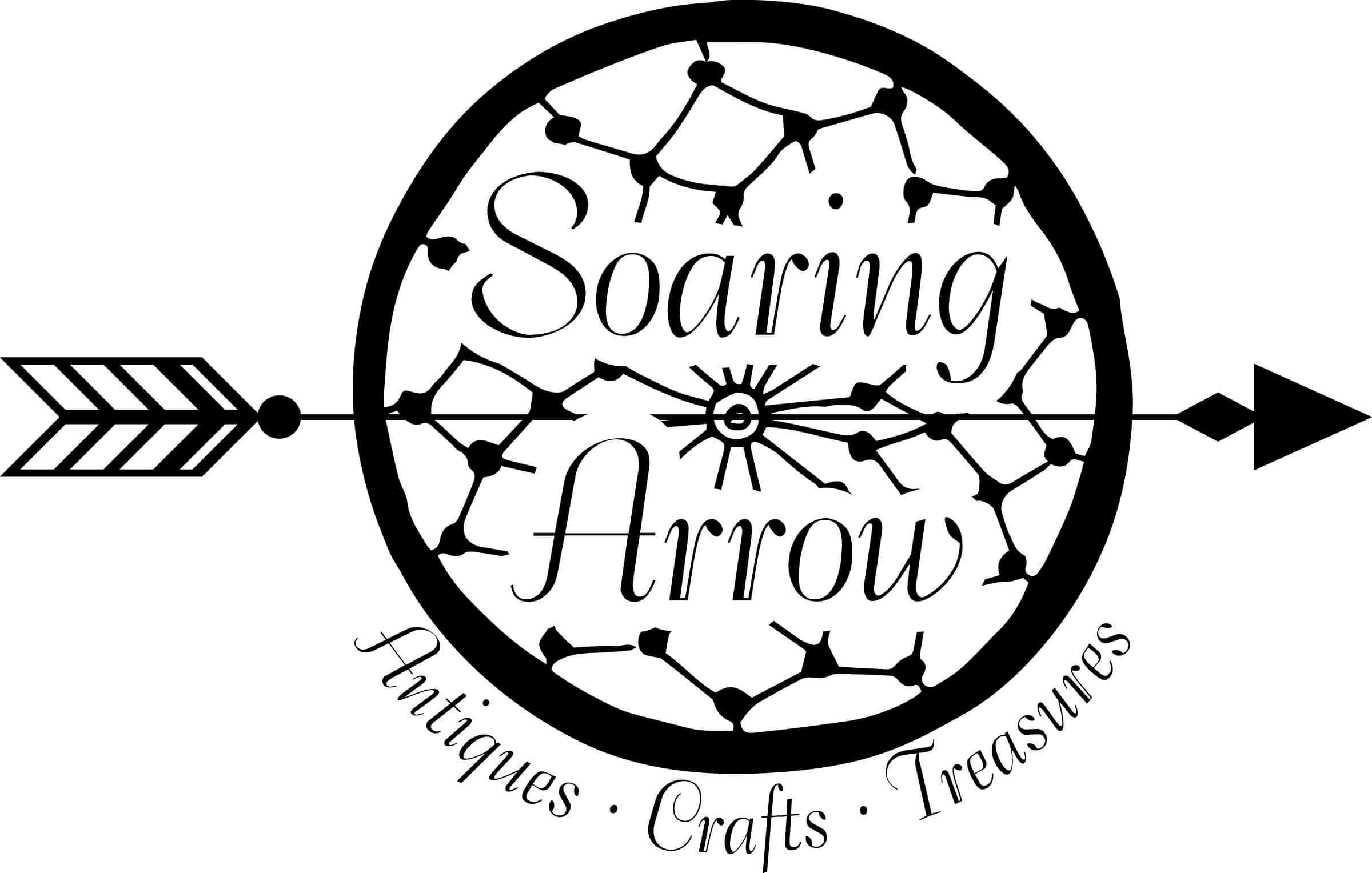 Soaring Arrow logo Lincoln, Kansas