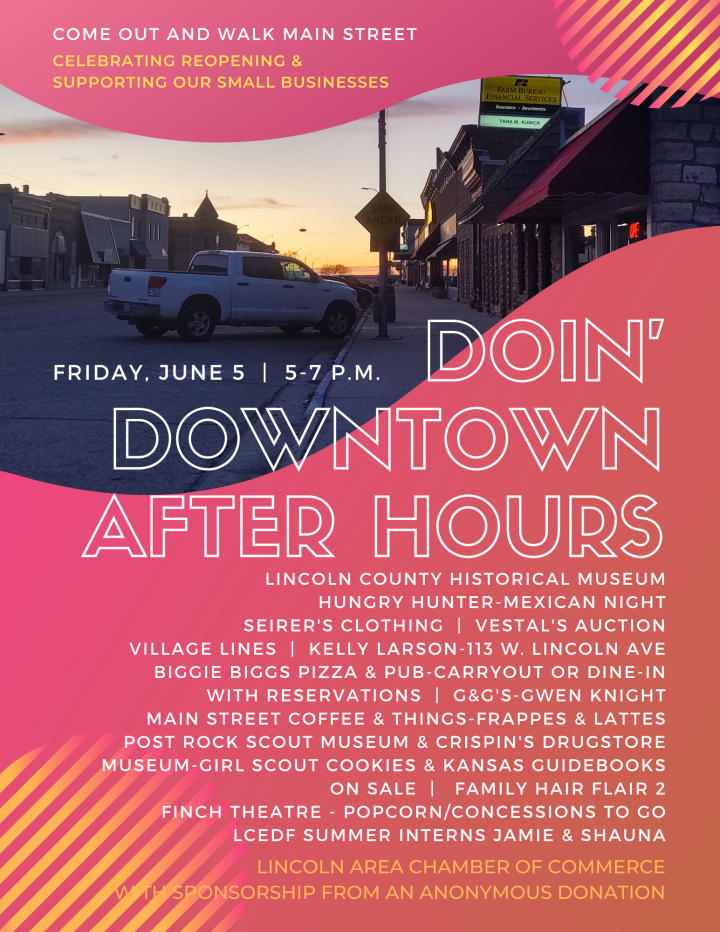 Doin' Downtown After Hours @ Downtown Lincoln