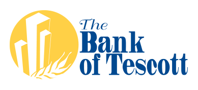 Bank of Tescott logo