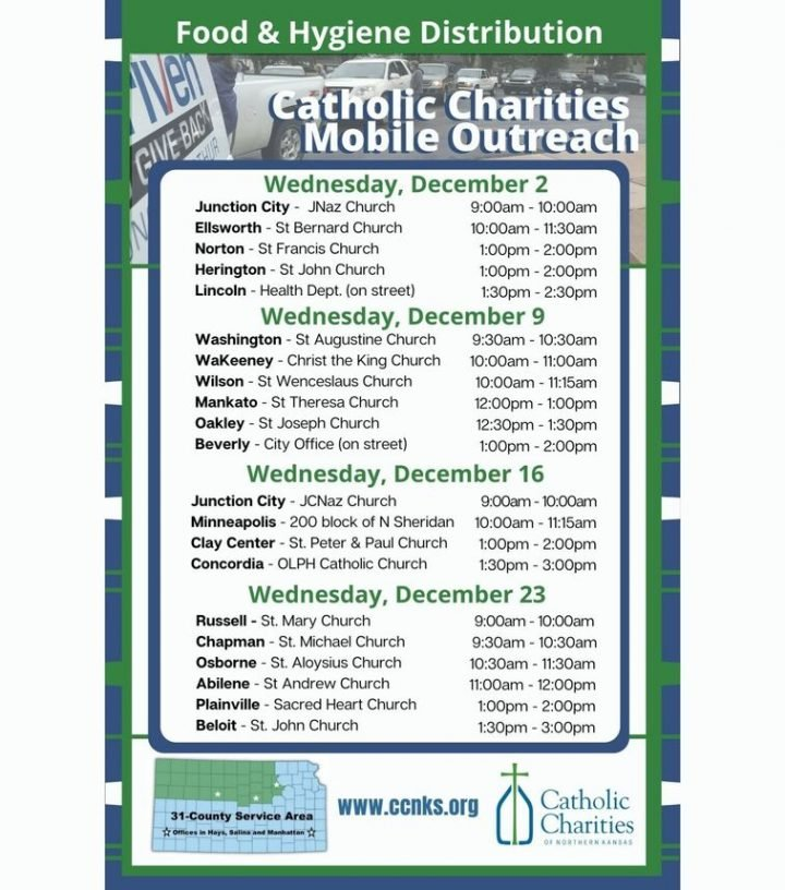Catholic Charities Mobile Outreach @ Beverly City Hall