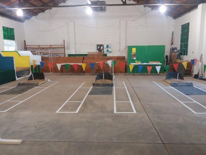 Christmas Ringers Open @ Fairgrounds 4-H Bldg