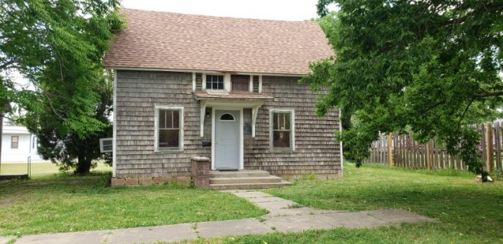 For Sale By Owner - 212 E Lost Street - 3 bedroom house, recently shingled. Being sold jointly with adjacent property at 208 E Lost Street - $18,000 (for both properties)