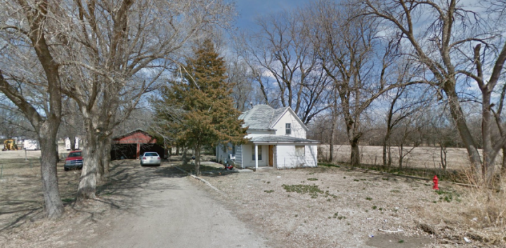 For Sale By Owner - 518-528 E Yauger Street, Lincoln, KS - 3 bedroom house on large lot being sold with adjacent lot - $25,000