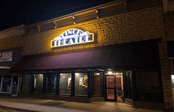 Finch Theatre in Lincoln, Kansas