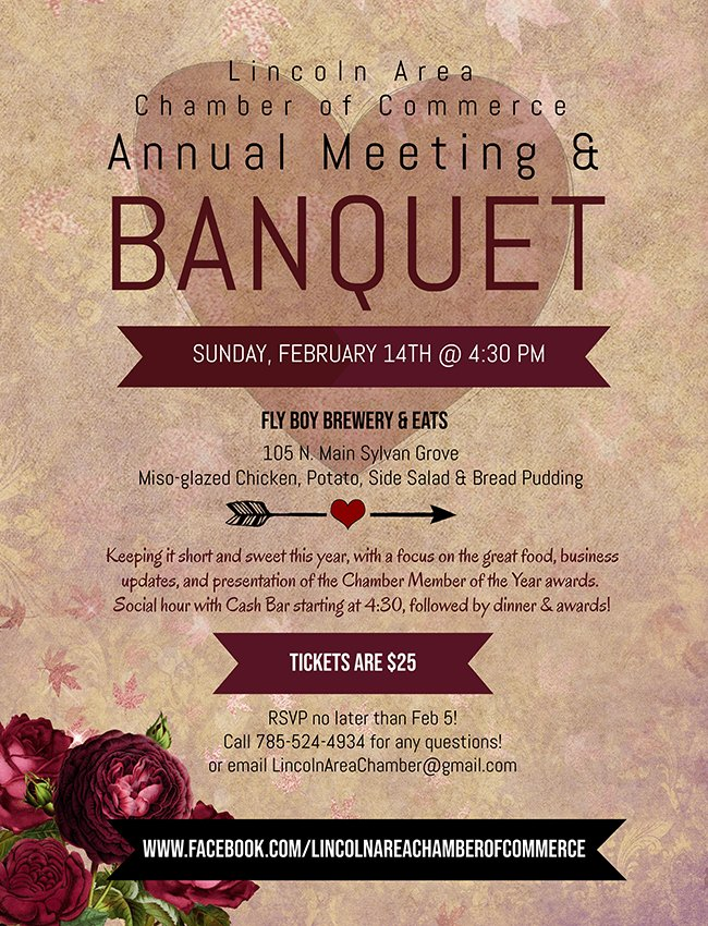 Annual Chamber Meeting & Banquet