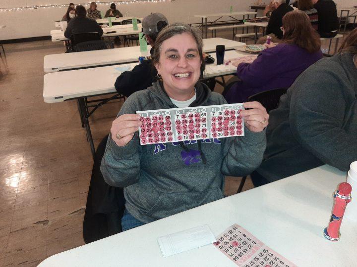 Saturday Night Bingo @ Vesper Community Center