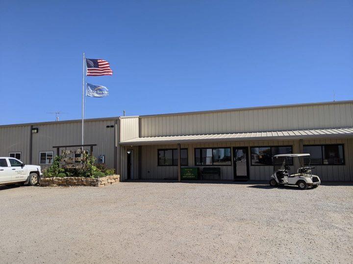 Crop Service Center in Beverly, KS