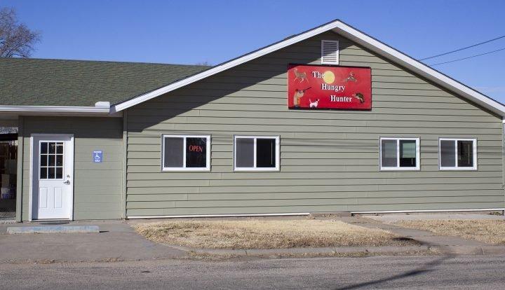 Hungry Hunter restaurant Lincoln, KS